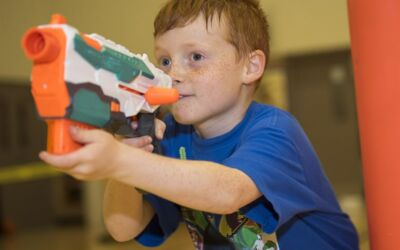 How To Choose the Best Nerf Blaster For Small Kids