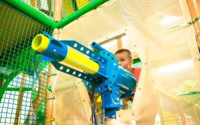 The Importance of Indoor Playgrounds