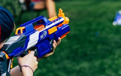 How to Plan a Nerf Birthday Party in 2021