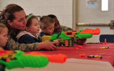 3 Ways Your Kids Can Learn From Nerf